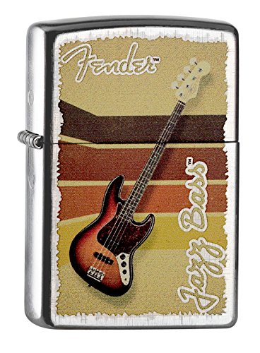 Zippo-15539-Feuerzeug-Vintage-Fender-Jazz-Bass-Collection-20152016-street-chrome
