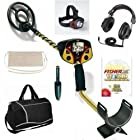 Fisher F2 Deluxe Package with Headphones, Treasure Trowel, Canvas Apron, and More !