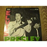 1956 First Elvis Presley Vinyl LP Record ~ Elvis Presley
