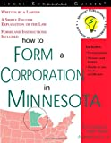 How to Form a Corporation in Minnesota (Legal Survival Guides)
