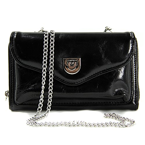 ladies-leather-wristlet-crossbody-purse-with-cellphone-pocket-for-vodafone-smart-grand