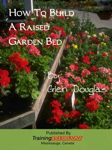 Raised Garden Beds 8081 front