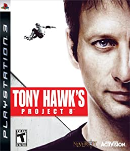 Tony Hawk's Project 8 - Playstation 3