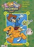 Digimon Sticker Activity: Victory