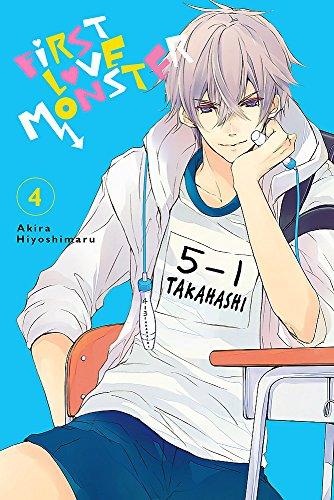 First Love Monster, Vol. 4 [Hiyoshimaru, Akira] (Tapa Blanda)
