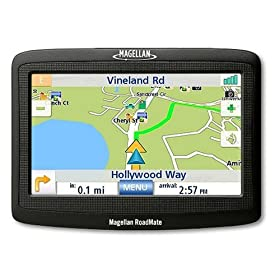 518X4g7wiJL. SL500 AA280  Magellan RoadMate 1412 4.3 inch GPS  $100 Shipped 