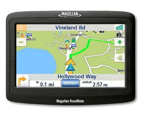 Magellan RoadMate 1412 4.3-Inch Portable GPS Navigator