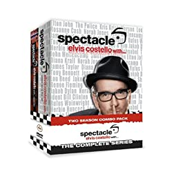 Costello Elvis-Spectacle-Season 1 & 2
