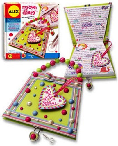518X5FsmBXL Buy  ALEX® Toys   Craft My Own Diary 74W