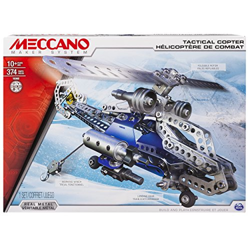 Meccano Helicopters