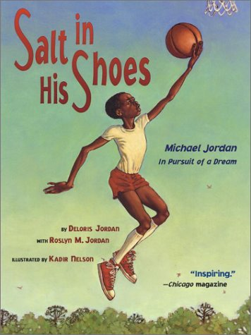 Salt in His Shoes: Michael Jordan in Pursuit