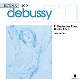 Debussy: Preludes for Piano, Book I: La Fille aux cheveux de lin