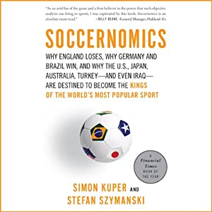 Soccernomics Audiobook
