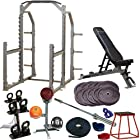 Body-Solid Garage Gym Cross-Training Studio Set - GOLD Package