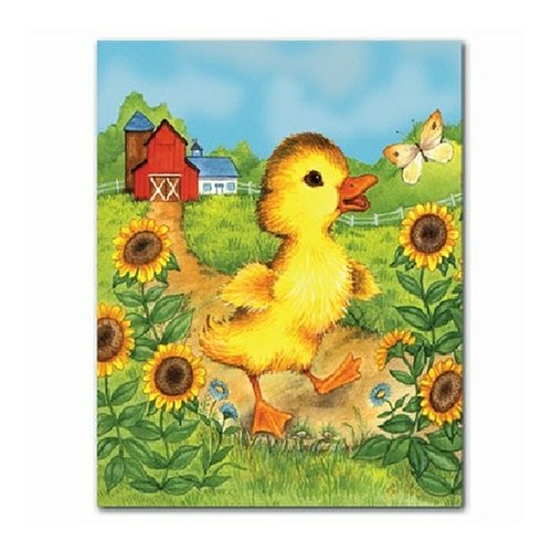Briar Patch A Little Golden Book Fuzzy Duckling 24 Piece Jigsaw Puzzle