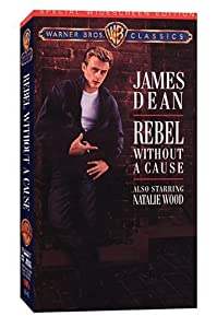 Rebel Without a Cause (Widescreen Edition) [VHS]