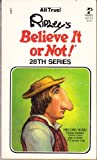 Ripley's Believe It or Not! No. 28 (0671462156) by Robert Ripley