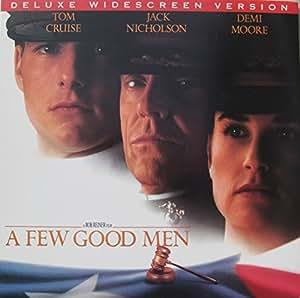 Amazon Com A Few Good Men Tom Cruise Jack Nicholson