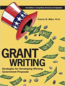 writing grant proposals that win Coupon: rent writing grant proposals that win 4th edition (9781449604677) and save up to 80% on textbook rentals and 90% on used textbooks get free 7 -day instant etextbook access.