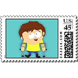 South Park: Jimmy Postage