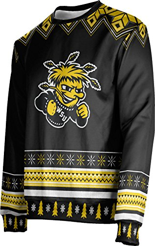 ProSphere Adult Wichita State University Ugly Holiday Festive Sweater