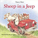Image of Sheep in a Jeep