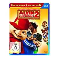 Alvin und die Chipmunks 2 - Hollywood Collection [Blu-ray]