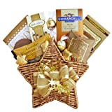 California Delicious Star Chocolate Gift Basket, 3 Pound