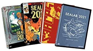 Sealab 2021: Seasons 1-4 (4-Pack)