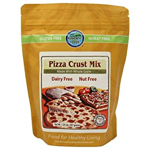 Amazon.com : Authentic Foods Gluten Free Pizza Crust Mix