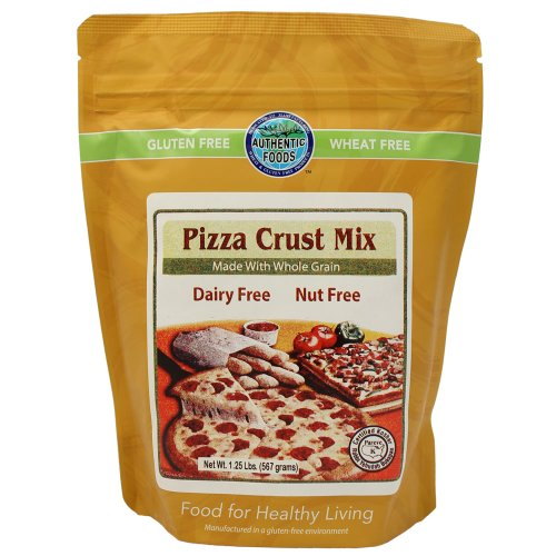 Authentic Foods Gluten Free Pizza Crust Mix