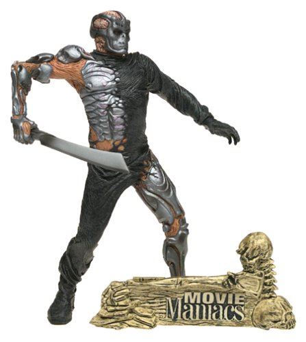 Picture of McFarlane Jason X - Movie Maniacs Action Figure (2002) (B00006L59C) (McFarlane Action Figures)