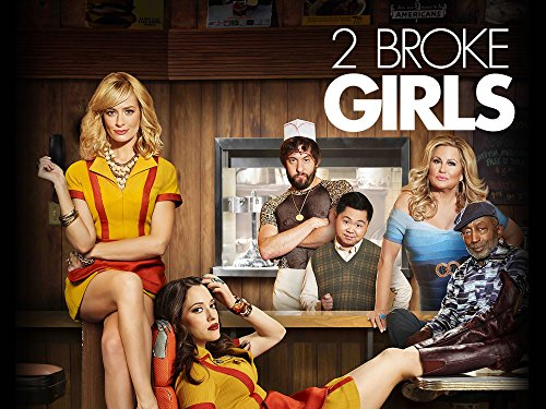 2 broke girls staffel 7