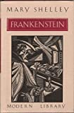 Frankenstein (0394605063) by Mary Shelley