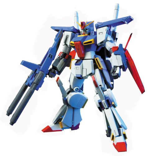 HGUC 111 MSZ-010 ZZ Gundam 1144 scale model kit