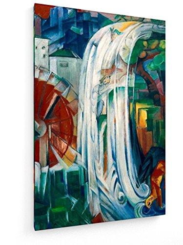 franz-marc-el-molino-embrujado-50x75-cm-weewado-impresiones-sobre-lienzo-muro-de-arte