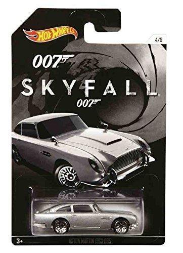 Hot Wheels James Bond 007 Skyfall 1963 Aston Martin DB5 Diecast Car (Aston Martin Cars compare prices)