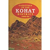 Gazetteer of the Kohat District 1883-84