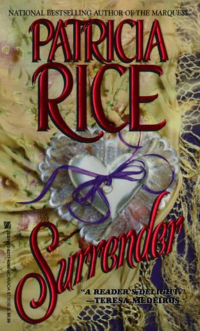 Image for Surrender (Zebra Historical Romance)