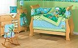 Fisher-Price Rainforest 4 Piece Crib Bedding Set