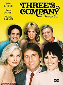 Three's Company: Season 6 [DVD] [1981] [Region 1] [US Import] [NTSC]
