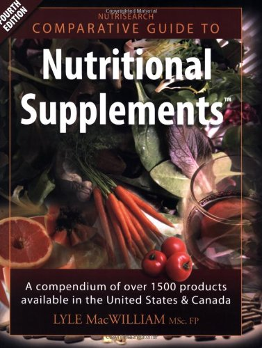 NutriSearch Comparative Guide to Nutritional Supplements Professional Version097343760X : image