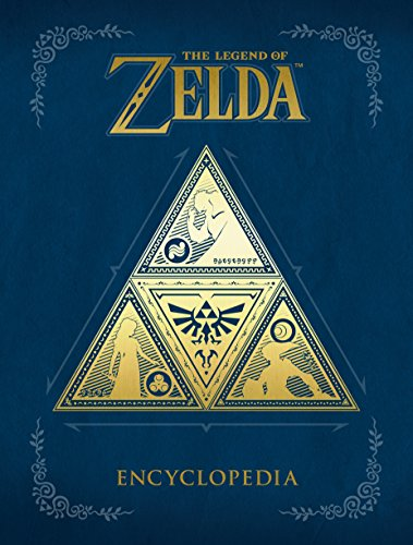 The Legend of Zelda Encyclopedia (Tapa Dura)