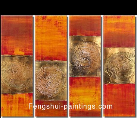 Abstract Artwork, Abstract Modern Art, Canvas Oil Painting c0857