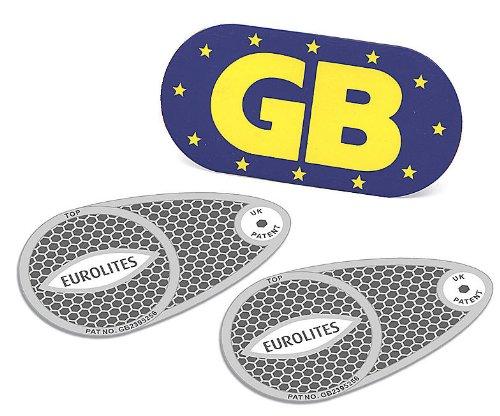 Headlamp Beam Adaptors & Magnetic GB Plate