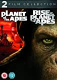 Planet of the Apes / Rise of the Planet of the Apes Double Pack [DVD] [1968]