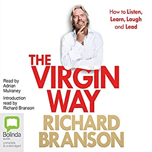 The Virgin Way Audiobook