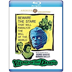 Village Of The Damned [Blu-ray]