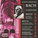 Johann Sebastian Bach : Kantaten BWV 32 &76