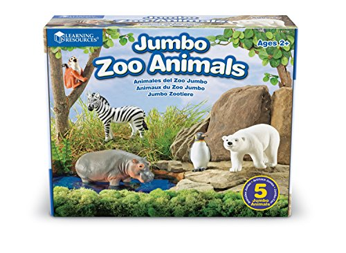 Jumbo Zoo Animals